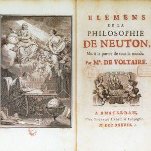 On és l'Émilie? Voltaire, Newton i un missatge ocult (part I)